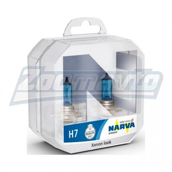 Купить галогенные лампы H7 12V 55W Narva Range Power White в Нижнем Новгороде