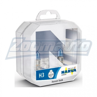 Купить галогенные лампы H3 12V 55W Narva Range Power White в Нижнем Новгороде